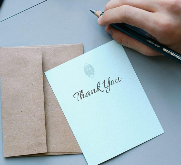 kulturalne podziękowania w pracy