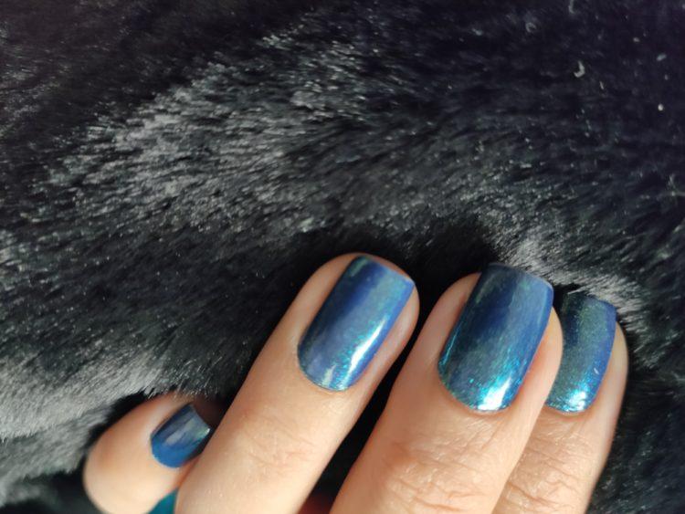 biznesowy manicure
