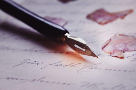 Czym pisze człowiek z klasą?